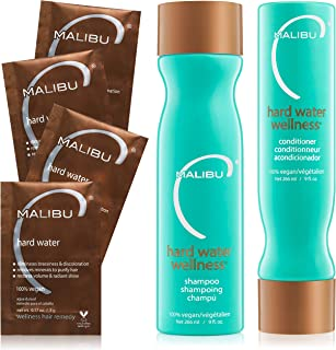 Malibu C: Natural Protective Hard Water Wellness Kit