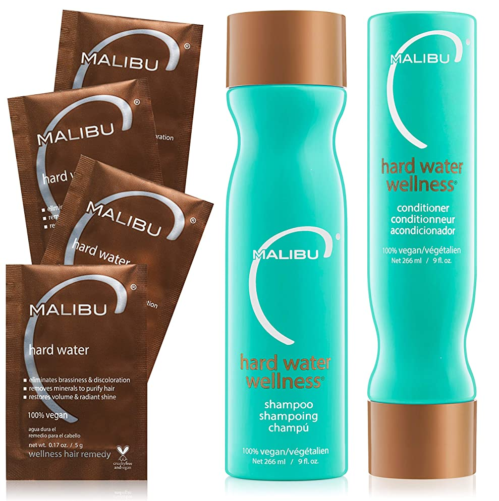 Malibu C Hard Water Wellness Collection