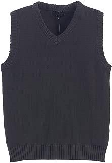 Gioberti Boy's V-Neck Knitted Pullover Sweater Vest