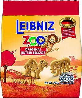 Bahlsen Leibniz Zoo Original Biscuits, 100 gm