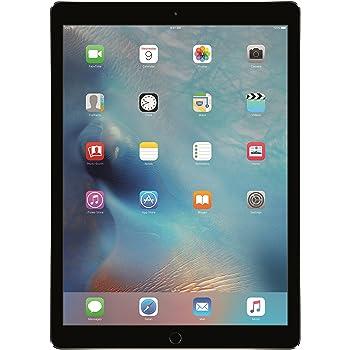Apple iPad Pro (128GB, Wi-Fi, Space Gray) 12.9in Tablet (Renewed)
