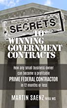 Secrets To Winning Government Contracts