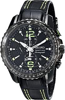 Men's SNAE97 Sportura-Aviator Watch