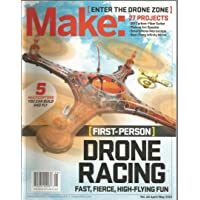 Deals on Make Magazine Subscription 1 Year 4 Issues