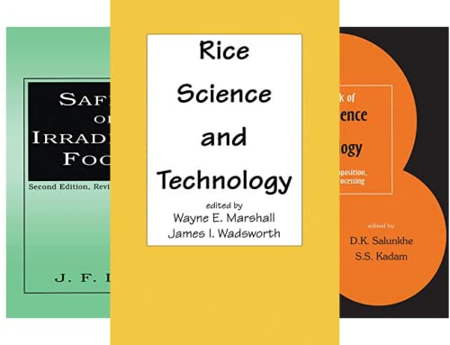 Food Science and Technology (50 Book Series)