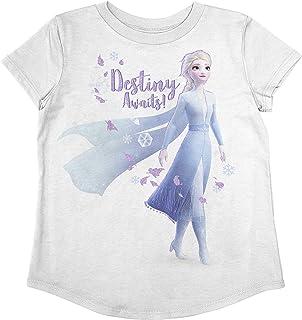 Jumping Beans Toddler Girls Elsa Destiny Awaits SS Tee