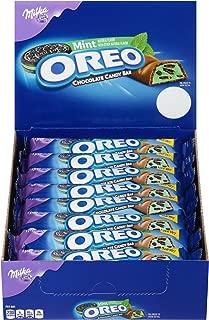 Oreo Mint Chocolate Candy Bar - 1.44 oz., 24 Count