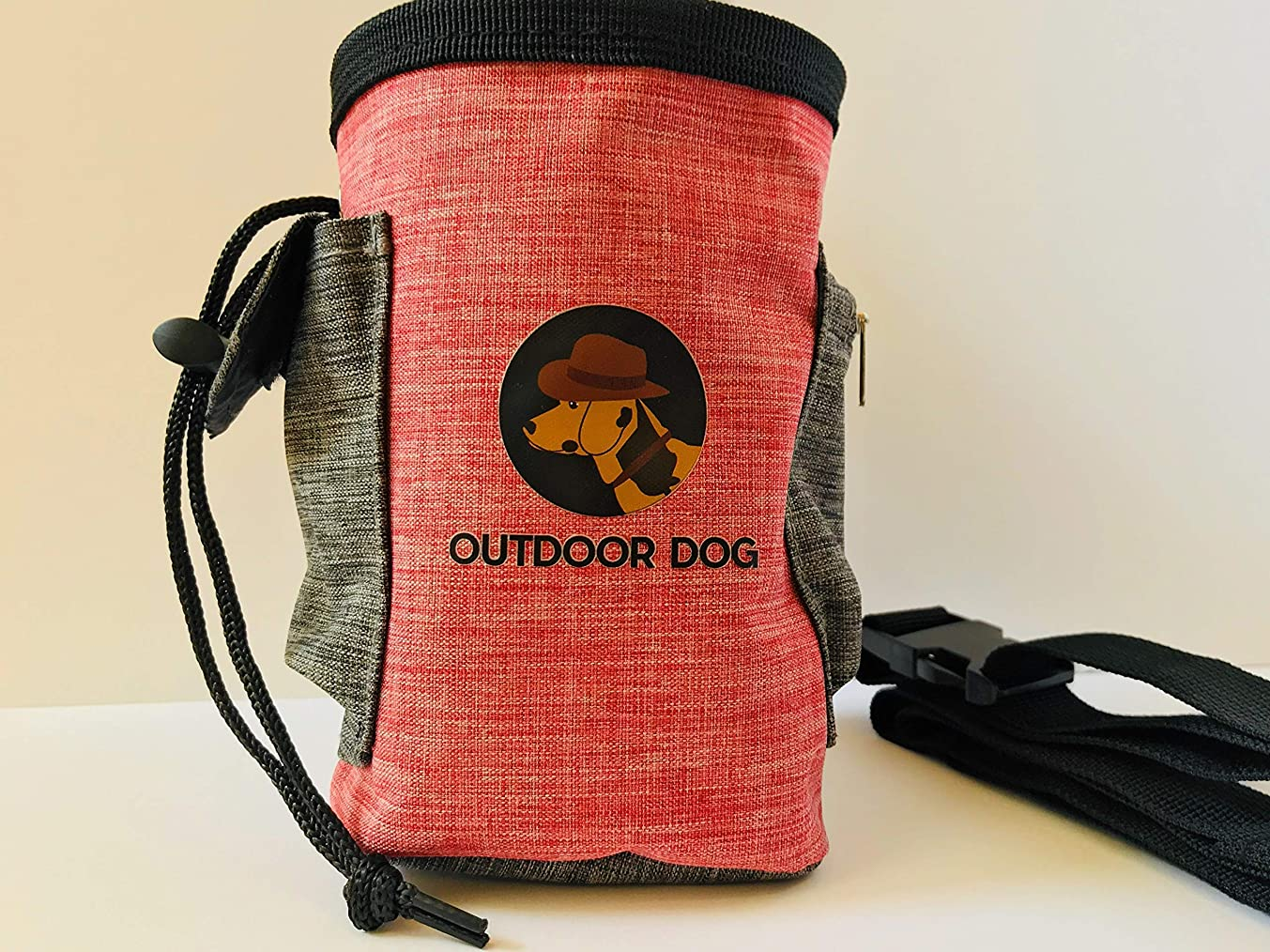 Outdoor Dog Multi-Pocket Trail Pack