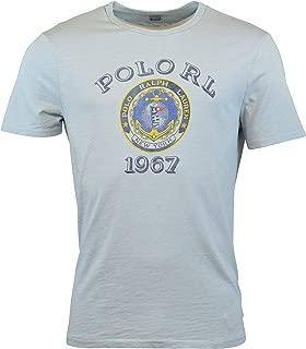 Polo Ralph Lauren Mens Custom Fit Graphic Logo T-Shirt