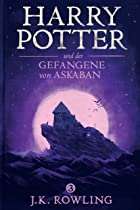 Coverbild von Harry Potter und der Gefangene von Askaban, von J.K. Rowling