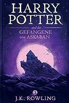 Coverbild von Harry Potter und der Gefangene von Askaban, von J.K. Rowling
