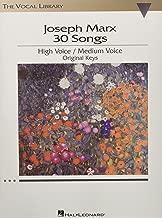 Best joseph marx lieder Reviews