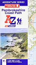 road map of pembrokeshire