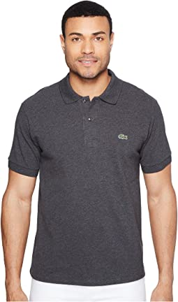 Lacoste Men's Classic Chine Pique Polo Shirt
