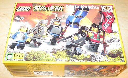servicio de primera clase LEGO SYSTEM - Ninja Knights Knights Knights  4805 (1999) by LEGO  ordenar ahora
