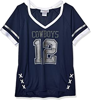 dallas cowboys jersey with rhinestones