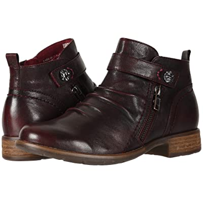 Earth Brook (Black Soft Leather) Women