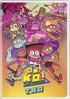 CN: OK K.O.! Let's Be Heroes S1V1 DVD