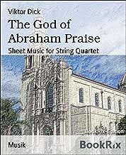 The God of Abraham Praise: Sheet Music for String Quartet