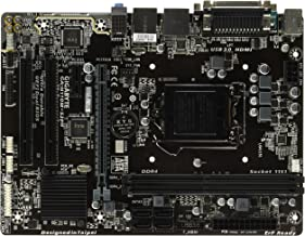 Gigabyte GA-H110M-S2PH Motherboard(Intel 6th Generation Support LGA 1151, DDR4 Up to 32 GB, USB 3.1 8-channel HD Audio, HD...