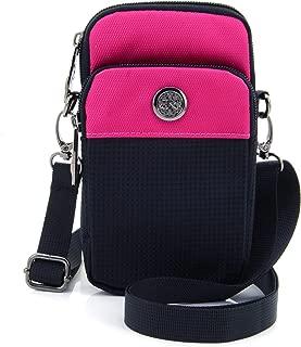 U-Times Casual Water Resistant Oxford Waist Wallet Bag 6