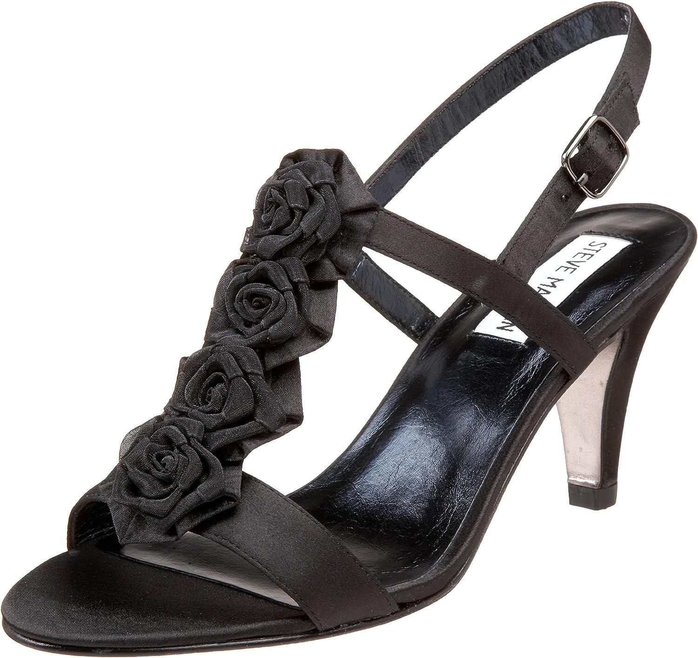 Steve Madden Women's goldwyn T-Strap Dress shoes