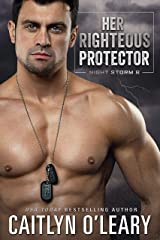 Her Righteous Protector: A Navy SEAL Romance (Night Storm Book 8) Kindle Edition