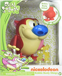 Nick 90's Just Play Stimpy Toy Figures