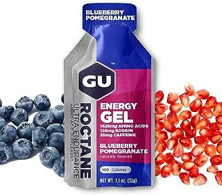 comprar comparacion GU Energy Gel Energizante de Arándano y Granada - Paquete de 24 x 32 gr - Total: 768 gr