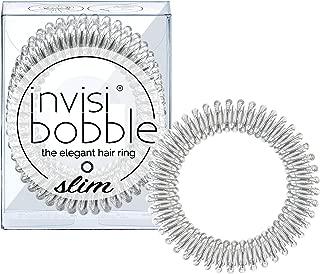 INVISIBOBBLE Invisibobble Slim Chrome Sweet Chrome, 1 count