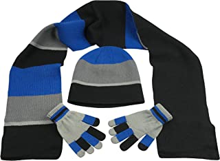 boys hat scarf gloves