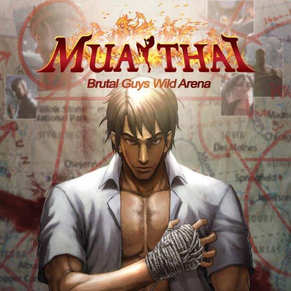 Muaythai (Issues) (3 Book Series)