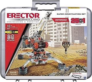 Best erector set motorized helicopter Reviews