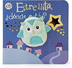 Estrellita, ¿dónde estás? / Twinkle, Twinkle, Little Star Finger Puppet Book (Spanish Edition)