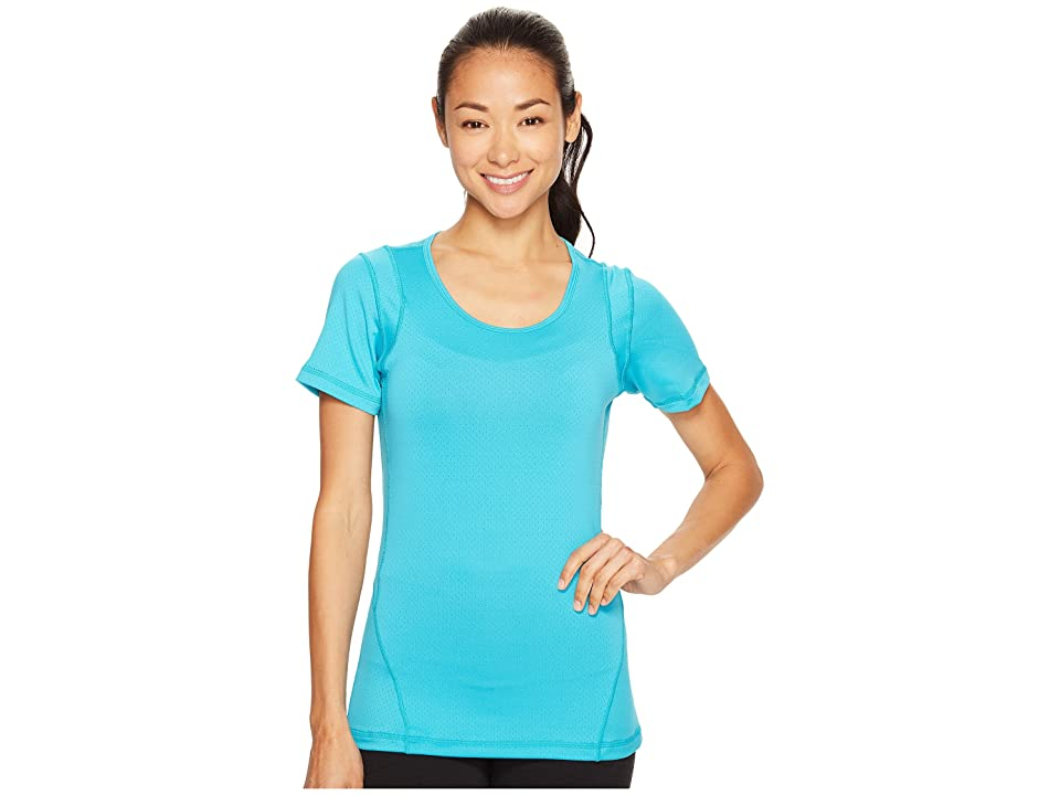 Skirt Sports Circuit Tee (Aquamarine) Women