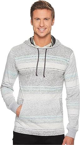 VISSLA - Bartlett Long Sleeve Pullover Hoodie