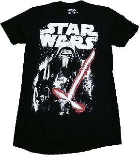 Star Wars The Force Awakens Kylo Ren Licensed Graphic T-Shirt