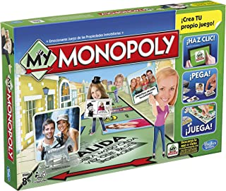 Hasbro Monopoly - My Monopoly A8595