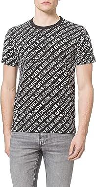 Calvin Klein Jeans AOP Diagonal Tee T-Shirt Homme