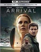 Arrival (4K UHD + Blu-ray + Digital)