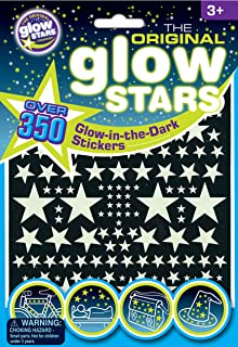 The Original Glowstars Company The Original Glowstars Glow 350 Glow in The Dark Stickers