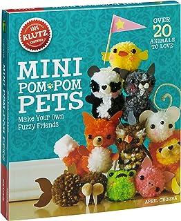 Mini Pom-Pom Pets