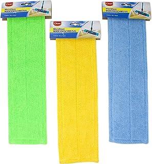 Selldorado® 3X Housse de Rechange pour serpillière - Housse en Microfibre - serpillière pour Un Nettoyage en Profondeur de...