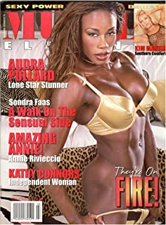 Muscle Elegance Magazine # 18