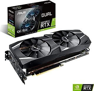 ASUS NVIDIA GeForce RTX 2070 搭載 デュアルファンモデル 8GB DUAL-RTX2070-O8G