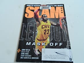 Slam Magazine (July, 2017) Lebron James Cover