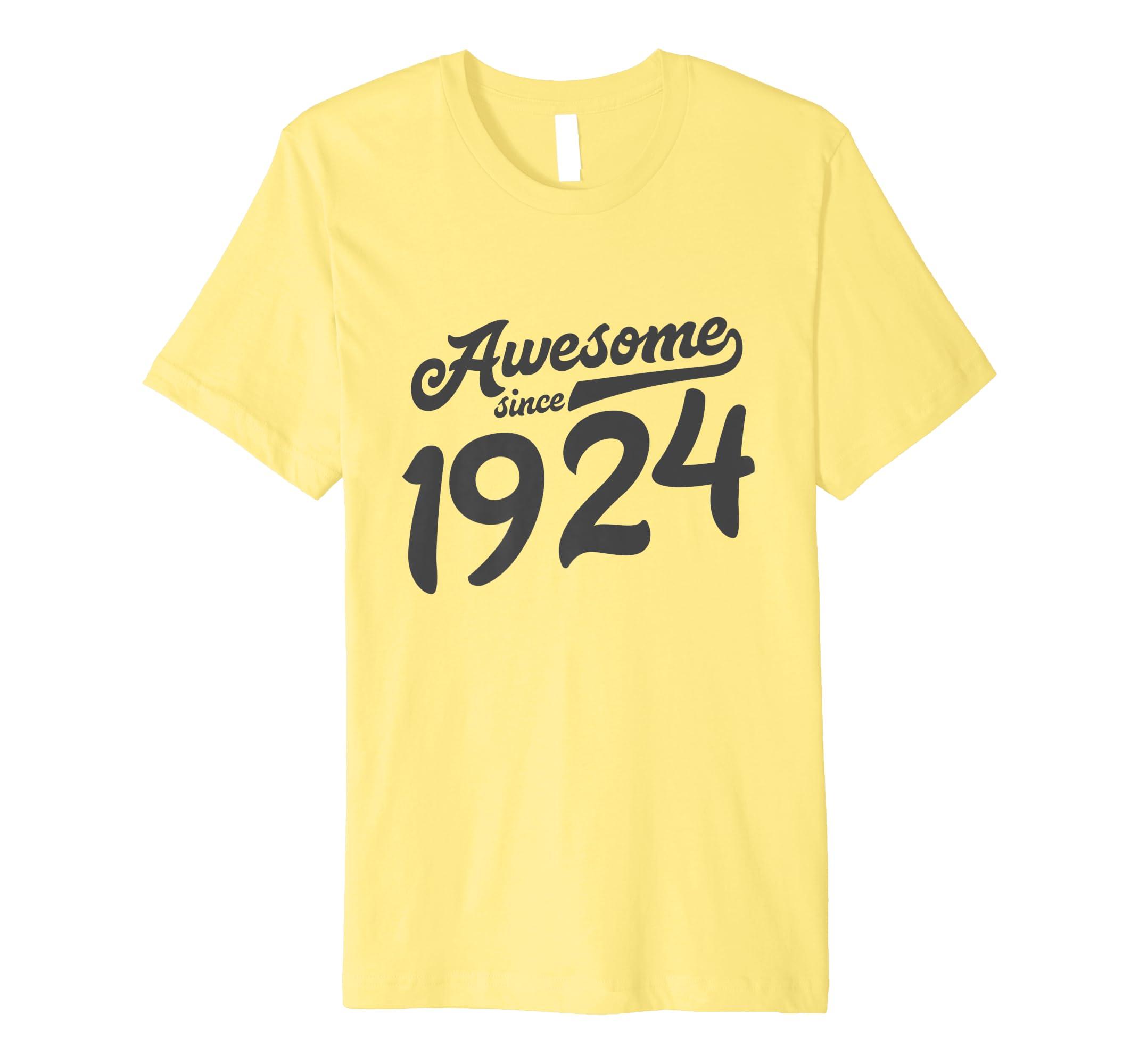 Amazon 95th Birthday T Shirt For Women Age 95 Year Old Grandma