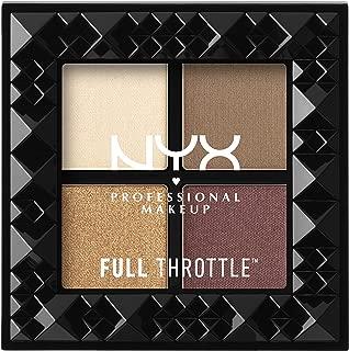 NYX Cosmetics Full Throttle Shadow Palette Daring Damsel