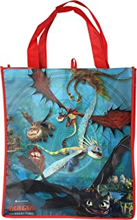 How to Train Your Dragon Hidden World Large Reusable Tote Bag