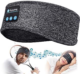 Auriculares para Dormir Regalos Originales para Hombre Mujer - Regalos Originales Auriculares Dormir Deportes Diadema Blue...